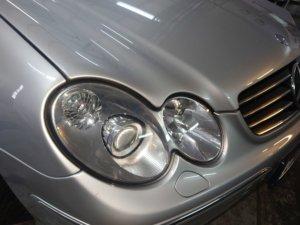 Scheinwerfer Mercedes